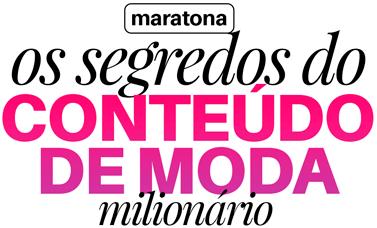 Logo Os Segredos do Conteúdo de Moda Milionário
